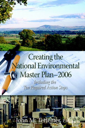 Creating the National Environmental Master Plan --- 2006