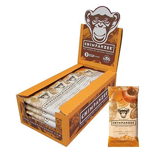 Chimpanzee - Energy bar - 55g - Erdnuss, 20 Einheiten Box -