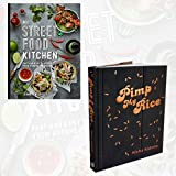 My Street Food Kitchen and Pimp My Rice Collection 2 Books Bundle (My Street Food Kitchen: Fast and easy flavours from around the world, Pimp My Rice)