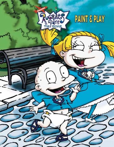 Rugrats in Paris (Painting Time) (Rugrats In Paris)