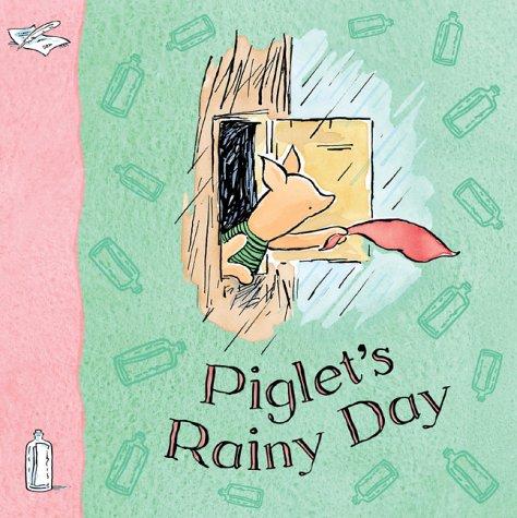 Piglet's rainy day
