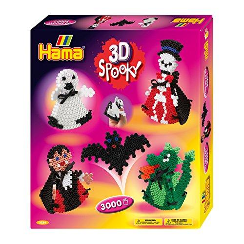 Imagen 6 de Hama - caja 3D con regalo misterioso para Halloween (a partir de 5 años)