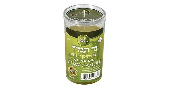 Olio d oliva candela in un barattolo day amazon casa e cucina