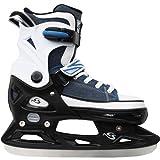 Cox Swain Sneak Kinder Inline Skates Kinder Schlittschuh 2 in 1 gr enverstellbar ABEC5, Colour blue, Size S (33 36)