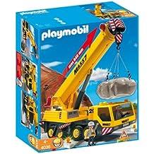 Playmobil 4036 - Mega Grúa Móvil