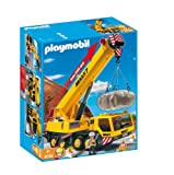 Playmobil 4036 - Schwerlast-Mobilkran