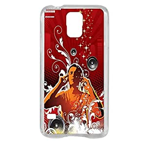 Instyler DIGITAL PRINTED BACK COVER FOR SAMSUNG GALAXY S-5
