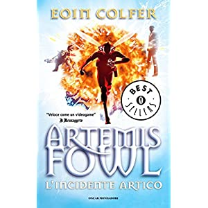 L'incidente artico. Artemis Fowl
