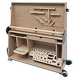 DOMINI DESIGN Mobilo Box Holz leer 410 x 630 x 270 mm