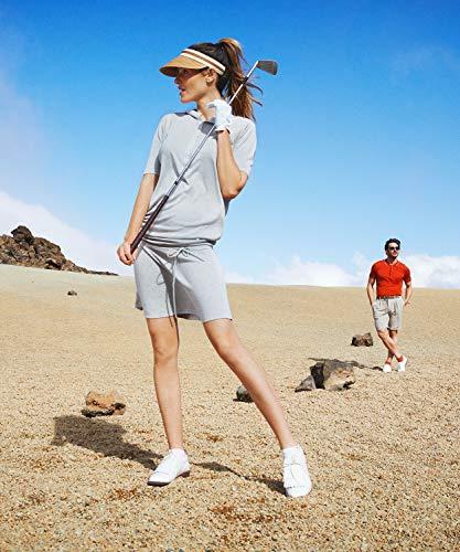 FALKE Flow Damen Kleid Golf Dark Night (6177) S Seide/Leinen-Mix