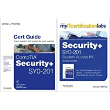 CompTIA Security+ Cert Guide with myITcertificationlabs Bundle (SYO-201)