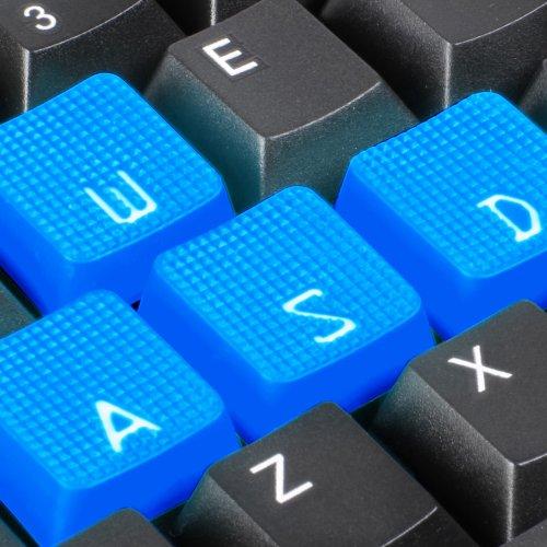Sharkoon Skiller Gaming Tastatur schwarz - 4
