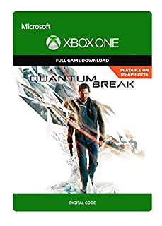 Quantum Break [Xbox One - Download Code] (B01FISCBEQ) | Amazon price tracker / tracking, Amazon price history charts, Amazon price watches, Amazon price drop alerts
