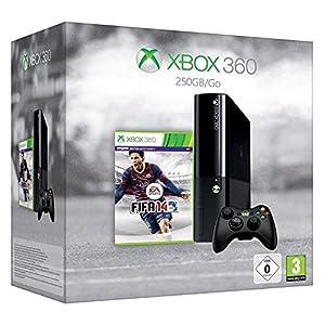 Xbox 360 – 250 GB inkl. FIFA 14