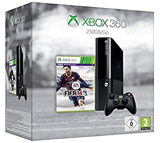 Console Xbox 360 250 Go + Fifa 14 (B00ER2VHB8) | Amazon price tracker / tracking, Amazon price history charts, Amazon price watches, Amazon price drop alerts