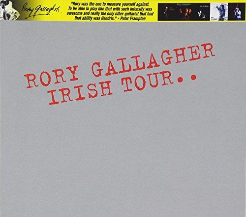 Rory Gallagher: Irish Tour 74 (Audio CD)