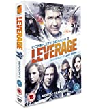 Leverage - Season 2 [DVD]