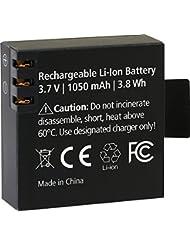 Rollei 20136 Batterie pour Caméra d'action 530/630 Noir