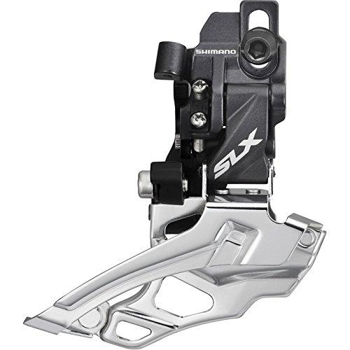 Shimano SLX FD-M671 Umwerfer 3-fach Dyna-Sys schwarz Ausführung Dual Pull, Direktmontage 2014 MTB Umwerfer -