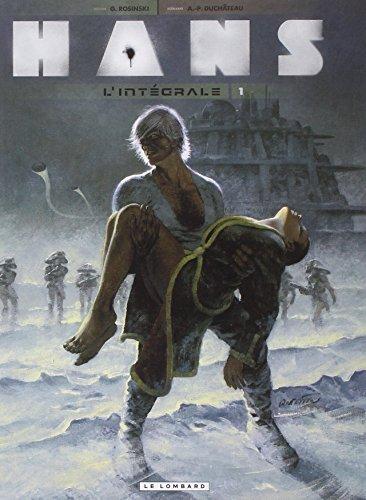 Hans L'int?grale 01 by Grzegorz Rosinski