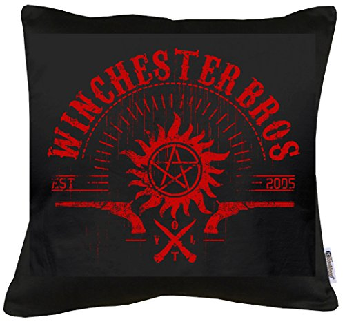 TLM Winchester V.O.L.T. Kissen mit Füllung (Kostüm Supernatural Sam)