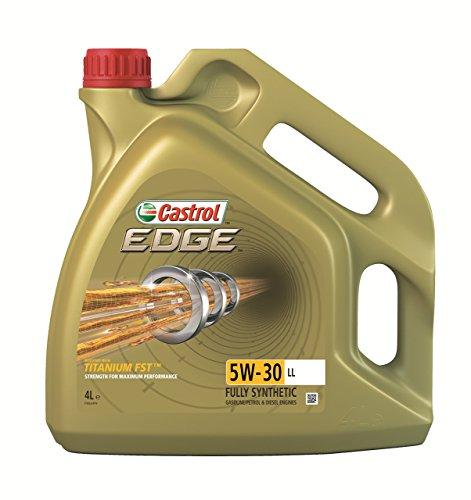 Castrol EDGE - Olio motore Titanium FST 5W-30 LL