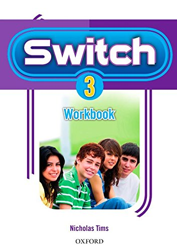 Switch 3: Workbook Spanish - 9780194849067