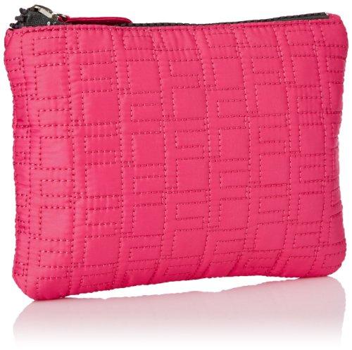 Friis & Company - Pochette Taluna Small Clutch, Donna Rosa (Rose (Pink))