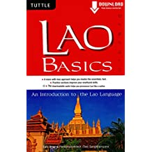 Lao Basics: An Introduction to the Lao Language (Downloadable Audio Included) (Tuttle Basics)