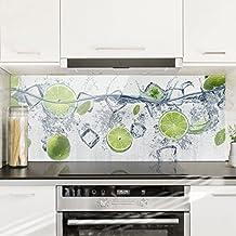 Suchergebnis auf Amazon.de für: spritzschutz küche glas