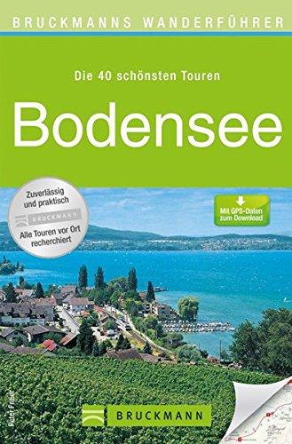 Bruckmanns Wanderführer Bodensee