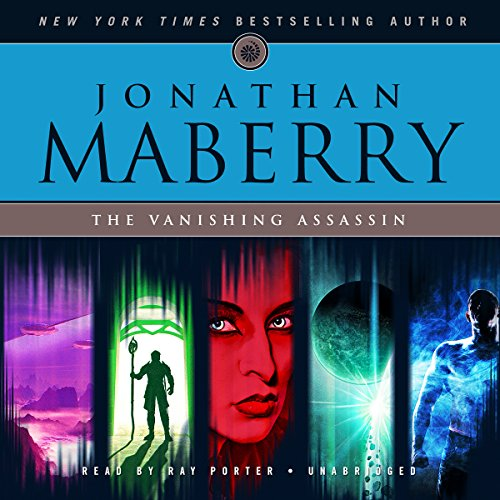 The Vanishing Assassin  Audiolibri