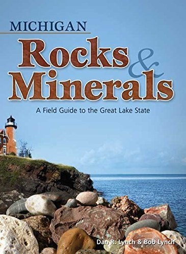 Michigan Rocks & Minerals: A Field Guide to the Great Lake State (Rocks & Minerals Identification Guides) by Dan R. Lynch (2010-07-19)