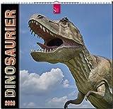 Dinosaurier: Original Stürtz-Kalender 2020 - Mittelformat-Kalender 33 x 31 cm