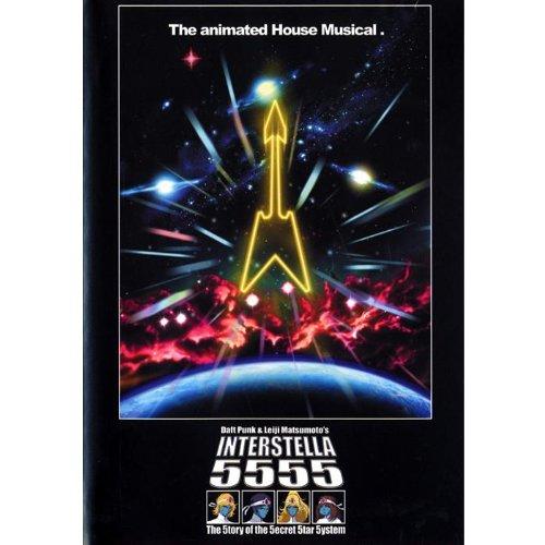 Daft Punk - Interstella 5555