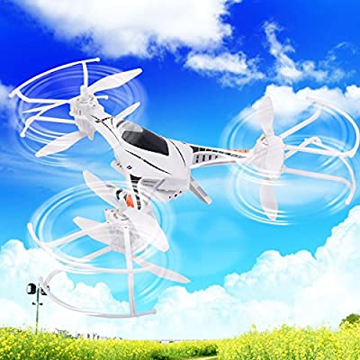 CX-33W 6 Axis Gyro Quadcopter Drone Wifi RC Helicopter Camera FPV 2.4GHz 4CH RTF - The Perfect Gift For Your Children.