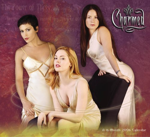 Click for larger image of Charmed 2006 Calendar