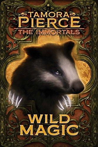 Wild Magic (The Immortals Book 1) (English Edition)