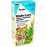 Flora - Flora - dix Kinder Love Children's Multivitamines 502 ml