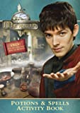 Merlin Potions and Spells Activity Book