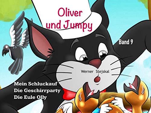 Oliver Und Jumpy Band 9 German Edition Ebook Werner Stejskal