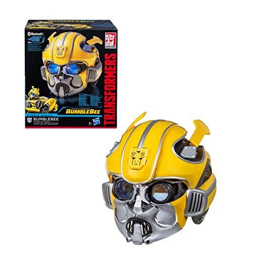 Transformers E0704EU4 - Movie 6 Bumblebee Showcase Helmet