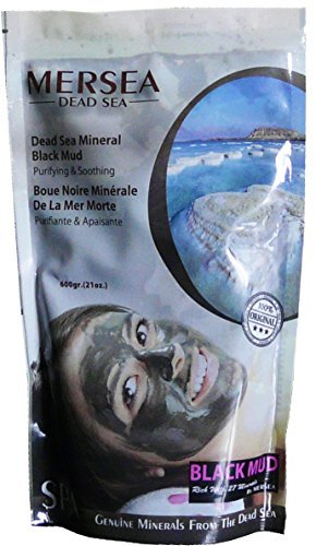 Mersea Totes Meer Original Mineralschlamm 600ml | Testsieger auf totes-meer-therapie.de