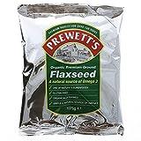 Prewetts | Organic Ground Flaxseed | 3 X 175G