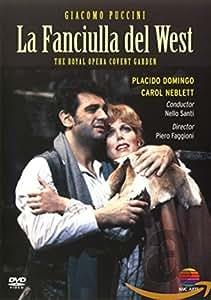 Puccini: La Fanciulla del West [DVD] [1982] [NTSC] [2001]
