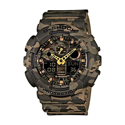 Casio Reloj Militar Analógico Cuarzo