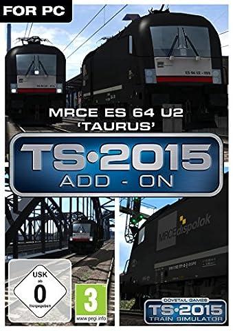 Train Simulator 2015 - MRCE ES 64 U2 'Taurus' [PC