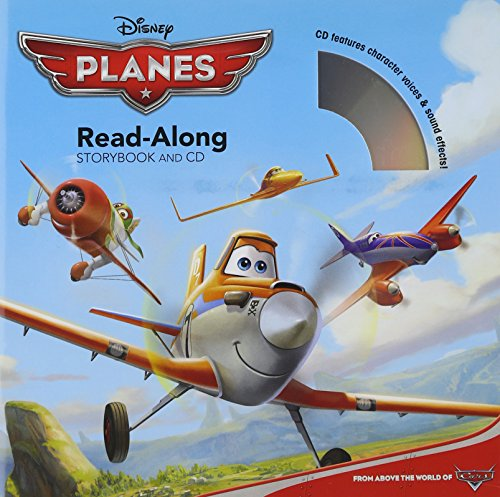 Planes: Read-Along Storybook and CD