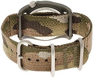 Bertucci Homme 11031Commando Camouflage MultiCam bande Nylon