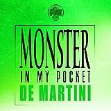 ZUNTO monster in my pocket Haken Selbstklebend Bad und Küche Handtuchhalter Kleiderhaken Ohne Bohren 4 Stück